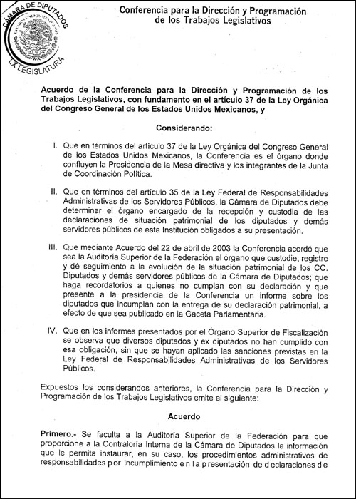 ley de contrato publicos:
