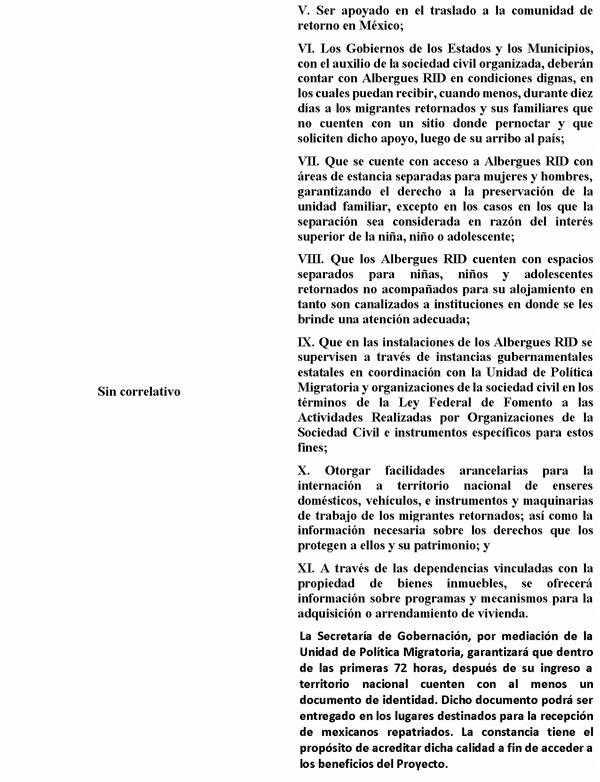 Gaceta Parlamentaria Ao Xxi Nmero 4964 Iii Martes 13 De Febrero